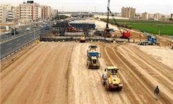 تقاطع غیر همسطح امام علی – عماریاسر 6 ماه زودتر از موعدتکمیل می شود