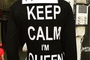 لباس ملکه