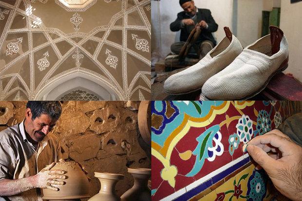 فعالیت نمایشگاه تولید زنده صنایع دستی در قم