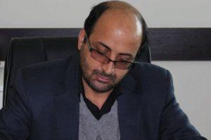 معاون بهبود تولیدات دامی سازمان جهاد کشاورزی استان قم