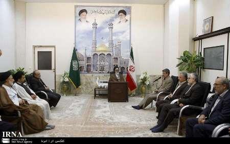 رسیدگی به امور مردم، نگاه راهبردی نظام اسلامی است