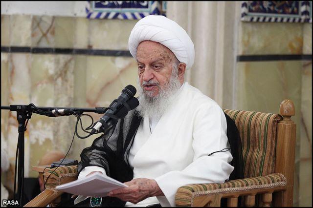 آیتالله مکارمشیرازی: عید غدیر هر چه باشکوهتر در بین شیعیان برگزار شود