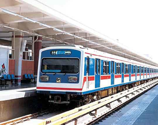 کلنگ احداث خط دوم مترو قم به زمین زده شد