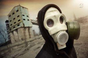 بمب شیمیایی داعش