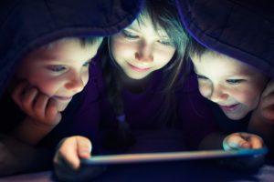 بچه ها فضای مجازی