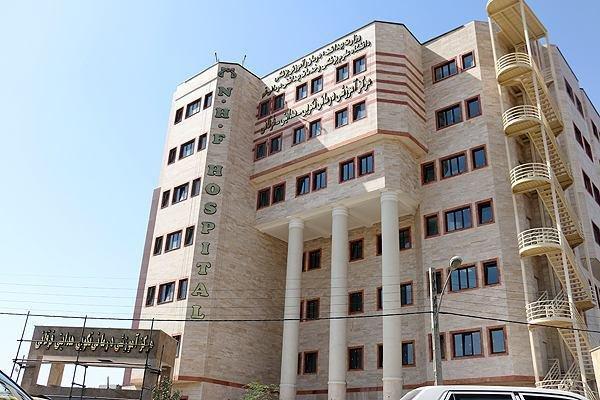 هزینهکرد 170 میلیارد تومان برای ساخت و تجهیز بیمارستان فرقانی