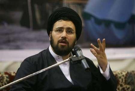 حجت الاسلام والمسلمین سید علی خمینی