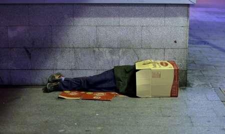 جمع آوری 1700 متکدی و کارتن خواب در قم