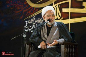 حجت الاسلام آقا تهرانی