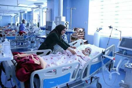 پذیرش بیمار در بیمارستان فرقانی قم آغاز شد