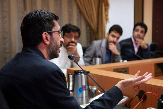 نشست خبری سخنگوی شورای شهر قم