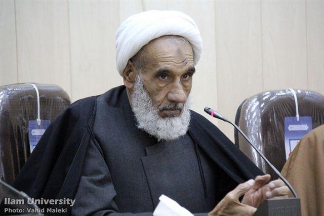 آیت الله احمد بهشتی نماینده مردم فارس