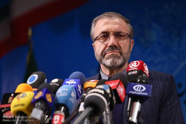حسین ذوالفقاری رئیس کمیته امنیت ستاد انتخابات کشور