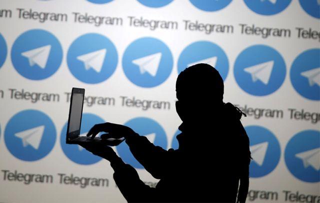 دستگیری مجرم تلگرامی