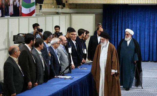 ayatollahkhamenei-presidentialelection-iranianlocalelections96022907
