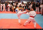 تاریخ سازان کاراته وارد قم شدند
