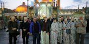میزبانی از ۱۱ هزار و ۲۰۰ گردشگر مسیحی از ابتدای سال جاری در حرم کریمه اهل بیت علیها السلام