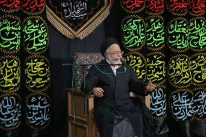 حجت الاسلام سیدمعزالدین حسینی هاشمی