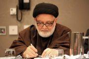بیرق امام حسین(ع) و کربلا هیچ گاه کهنه نمی شود /مردم عراق باهم برادر و متحد شوند و کینه را کنار بگذارند