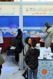 طراحی فرآورده ها عفاف و حجاب در مسابقه زنده طراحی لباس جشنواره فجر