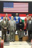 دلیل پرداخت نشدن جوایز ۴ وزنه بردار خوزستانی در انتهاء جام فجر چه بود؟