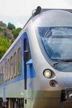 قطار تهران،شهر قم ،اصفهان یک پروژه ملی هست