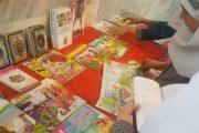 برگزاری نمایشگاه کتاب در مدرسه ها قم؛ فرصتی برای تشویق کودکان به مطالعه