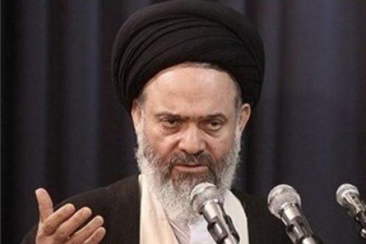 امام جمعه شهر قم: آمریکا جنگ روانی بر علیه ایران راه انداخته؛ ملت ایران هیچ گاه مقابل آمریکا کوتاه نمی آید