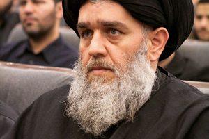 حجت الاسلام والمسلمین سید حسین مومنی1