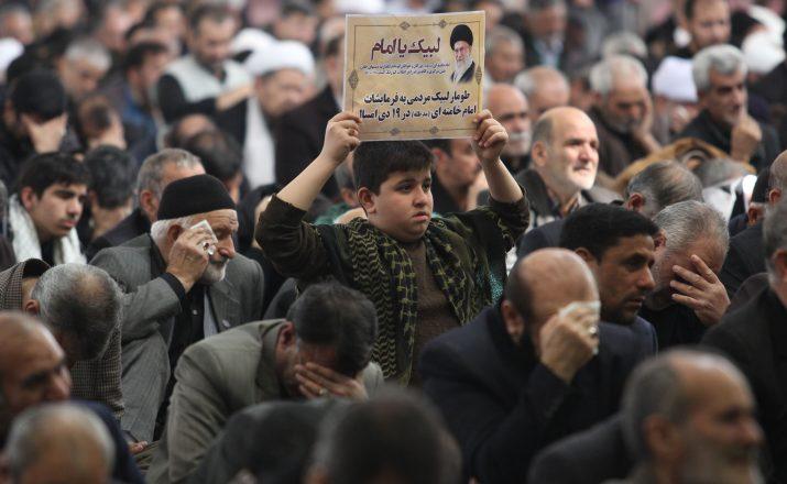 نمازجمعه نوزدهم بهمن قم به روایت دوربین محمدرضاجباری