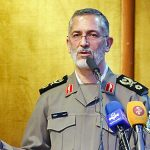 سردار شیرازی: سردار فدوی با توجه به سوابق عملیاتی زیاد در نیروی دریایی برای جانشینی سپاه انتخاب شد
