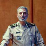 سرلشکر موسوی: غریبهها باید از منطقه بروند/ برای دفاع مردانه ایستادهایم