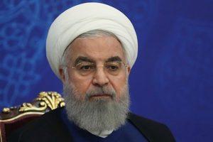 روحانی: توطئهها نمیتواند عزم دولت را بشکند