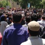 روایت مسئول بسیج دانشگاه تهران از اتفاقات امروز این دانشگاه