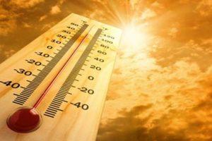 دمای قم به 35 درجه میرسد