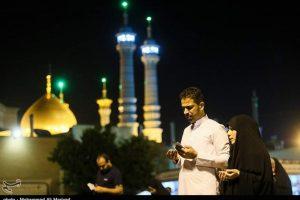 مراسم احیای شب بیستویکم ماه رمضان در حرم حضرت معصومه(س) برگزار میشود