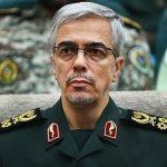 سرلشکر باقری: اگر برای جلوگیری از صادرات نفت خلیج فارس اراده کنیم، آن را با قدرت، کامل و آشکارا انجام می دهیم