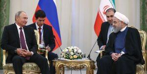 روحانی: اقدامات ایران در چارچوب حقوق خود در برجام است/پوتین:مسکو مصمم به توسعه همکاری با ایران است