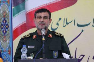 دشمن بداند در پاسداری از حریم ایران با احدی تعارف نداریم