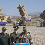 سامانه سلاح پدافند هوایی پیشرفته «۱۵خرداد» رونمایی و به نیروی پدافند هوایی ارتش تحویل شد