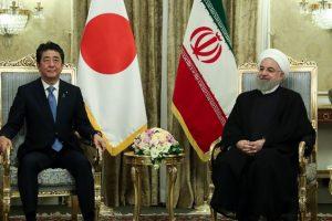 روحانی: آمریکا به جای تغییر لحن به دنبال تغییر عمل باشد/آبه: قدردان ایران بخاطر پایبندی به برجام هستیم