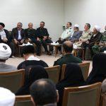 رهبر انقلاب: عناصر مؤمن و هوشمند در کردستان توطئه دشمن را خنثی کردند