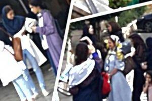 اعتراض دانشجویان به قانونشکنی در دانشگاه شهیدبهشتی با  هشتک «افتضاح تالار ابوریحان»