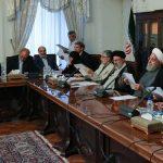 رئیس جمهور پس از ۵ ماه در جلسه شورای عالی انقلاب فرهنگی حضور یافت