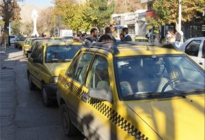نرخ جدید کرایه تاکسی در قم اعلام شد