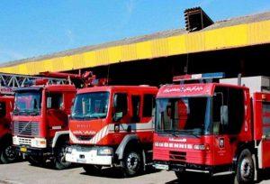 اعزام ۲ اکیپ عملیاتی آتشنشانی به مرقد مطهر امام خمینی(ره)
