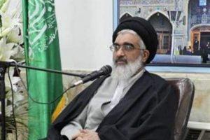 آیتالله سعیدی: دشمنان به دنبال دوری نظام اسلامی از دستاوردهای موشکی هستند