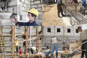 حقوق کارگران ساختمانی با تورم همخوانی ندارد/آمار تکان دهنده حوادث کار
