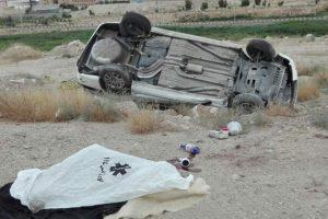 ۲۲درصد پروندههای فوتی پزشکی قانونی قم مربوط به تصادف رانندگی است