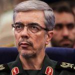 سرلشکر باقری انتصاب رئیس سازمان بسیج مستضعفین را تبریک گفت